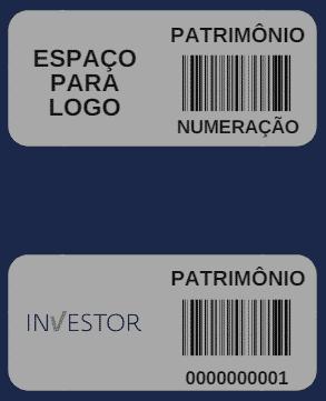 etiquetas patrimoniais